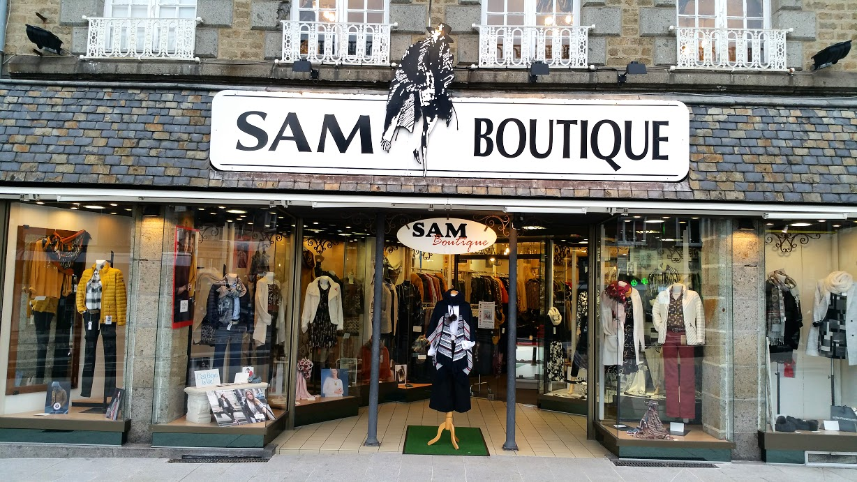 « SAM BOUTIQUE »