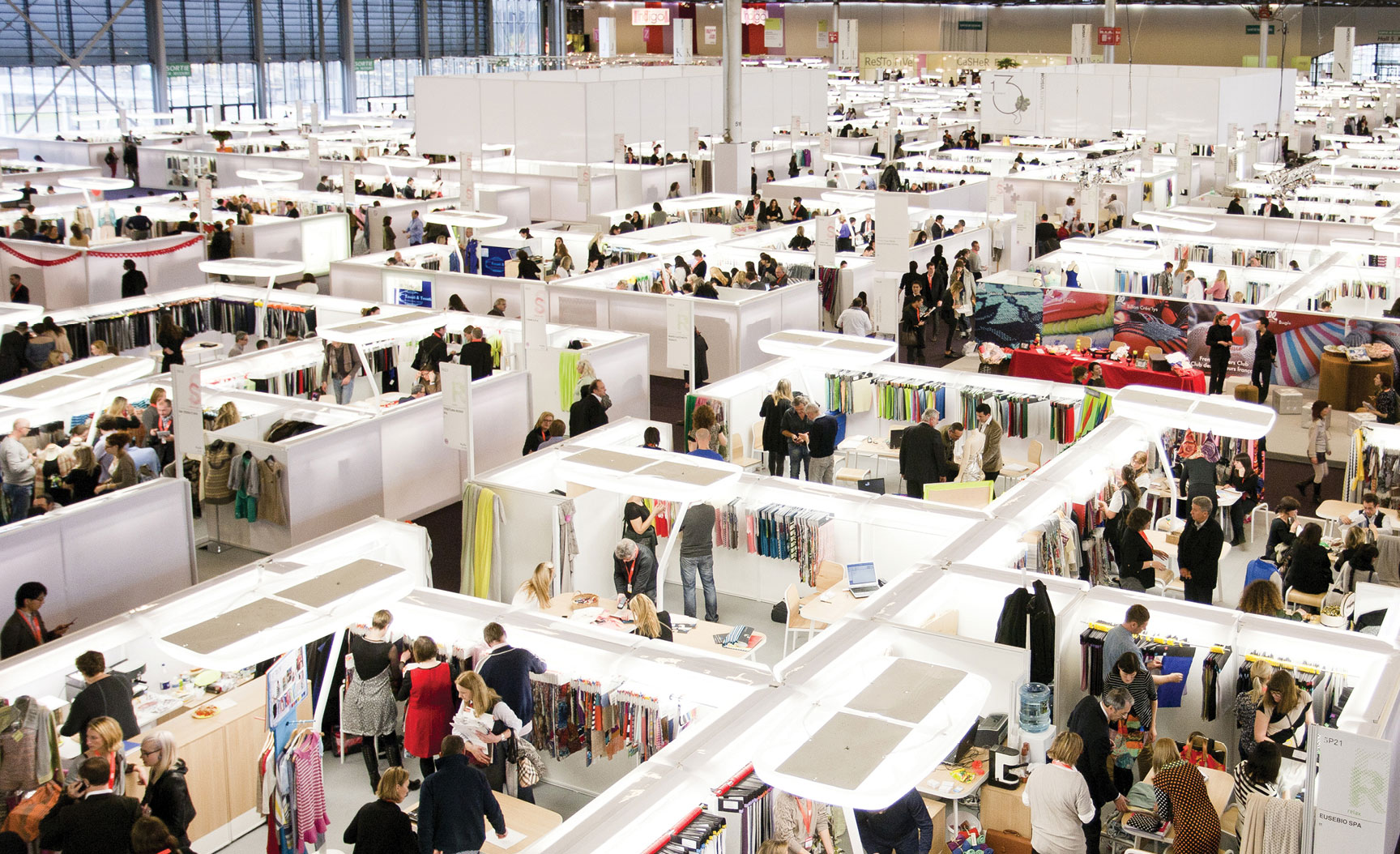 Who's Next and Première Classe: The Leading International Fashion Fair in Europe